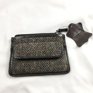 NWOt Harris Tweed coin purses